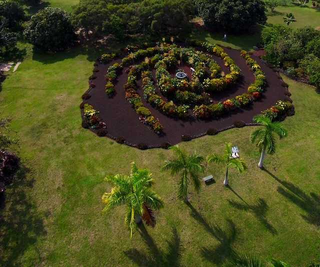 KAP of the Galaxy Garden, Paleaku Gardens, Captain Cook, HI