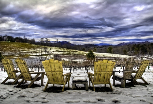 winter snow mountains cold 20d canon vineyard high view dynamic range hdr highdynamicrange northgeorgia photomatixpro brasstownvalley