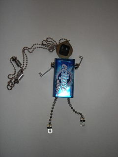 eclipse robot necklace...