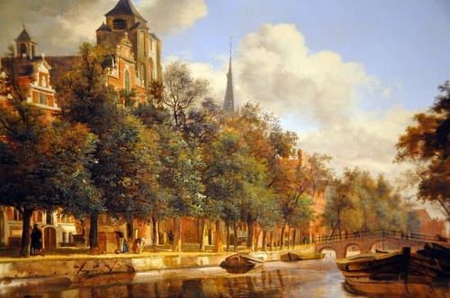 Your pretty Dutch cityscape of the day.