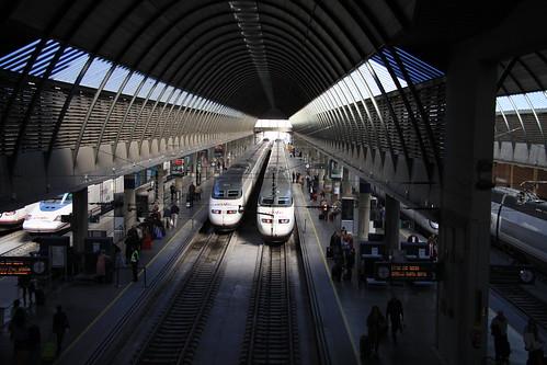 Tren cadiz sevilla horarios y precios renfe - Estacion de tren puerto de santa maria ...