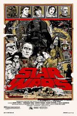 """Star Wars"" by Tyler Stout"