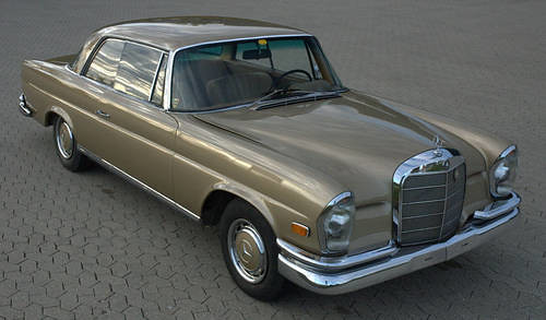 Photo for 1968 mercedes benz 280 se convertible