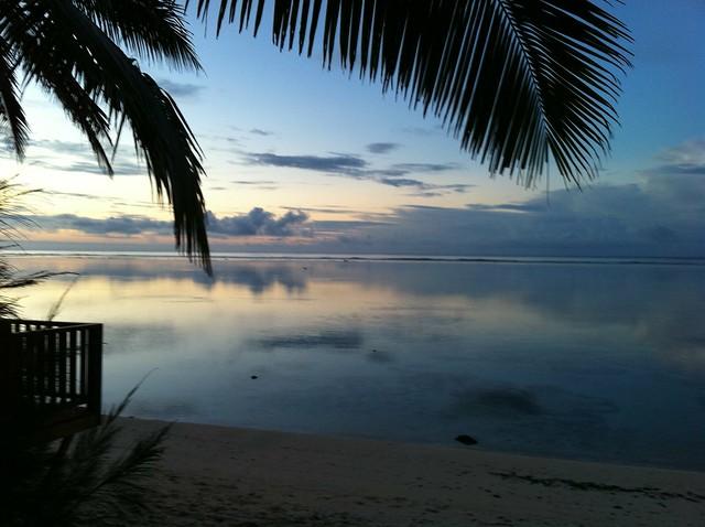 Header of Rarotonga