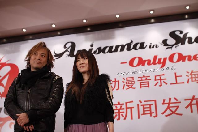 日本动漫音乐上海超级盛典记者见面会_和邪社10