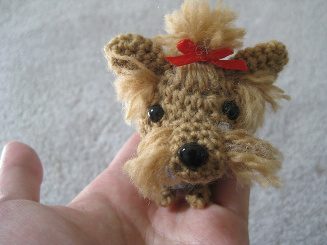 Amigurumi Animals Patterns Free : Amigurumi Yorkie Flickr - Photo Sharing!