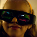 Her first 3D movie