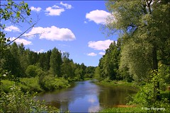 Skanaiskalns Nature Park, Latvia