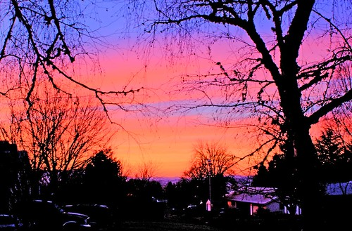 sunrise neighborhood hdr