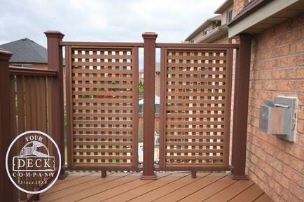 Deck Privacy Screen Panels Of 5375177037