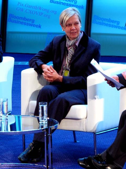 Dr. DeAnne Julius, Chairman Chatham House, IMG_1281