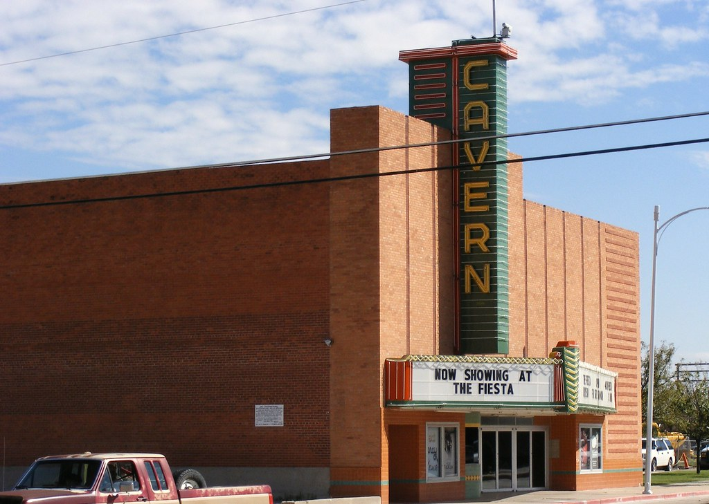 Carlsbad New Mexico - Carlsbad - The Cavern Theater