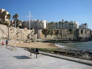 Image de Praia da Azarujinha. portugal seaside streetviews estoril azarujinha