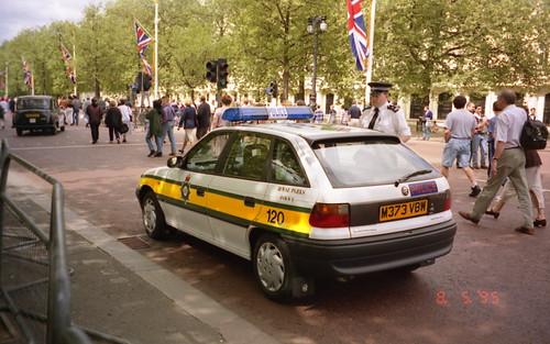 1995.05-08 VE50 Pall Mall, London, England.