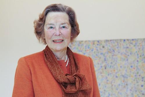 Irene Ludwig (Fotó: Rosta József)