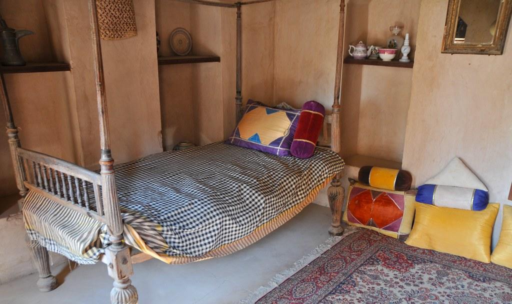 oman: fort nakhal - 16