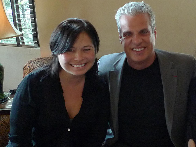 with ERIC RIPERT!!!!!!!!!