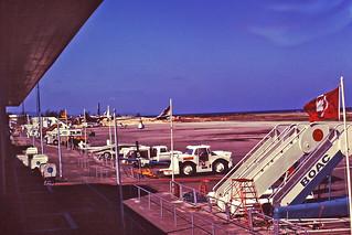 1971, Jamaica Airport