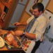 Carving the Thanksgiving turkey by GlennCantor (theskepticaloptimist)