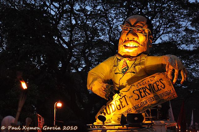UP Lantern Parade 2010