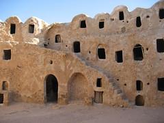 Granary at Gasr al-Haj