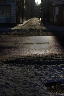 warmth by the Alley