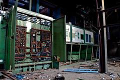 Abandoned ABC factory #01