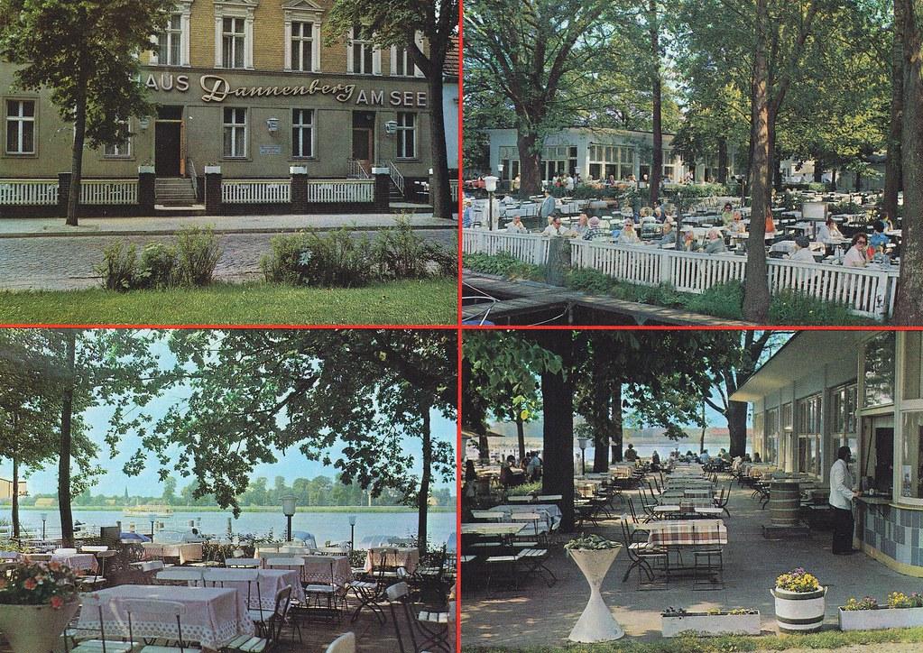 Berlin-Heiligensee, Gaststätte Dannenberg am See