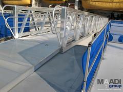 MAADI Group - Aluminum marine gangway - 03