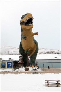 Taking over Drumheller