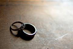 Wedding Rings | Lisa & Billy (2010)