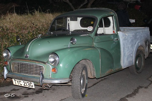 """Austin"" Minor Pickup, Cornwall by Stocker Images"