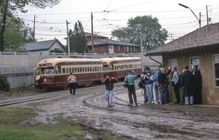 19950529 09 CERA TTC Fantrip Long Branch Loop, Toronto, ON