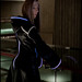 Kingdom Hearts cosplay: TRON style Organization XIII Vexen at Youmacon 2010 by orgXIIIorg