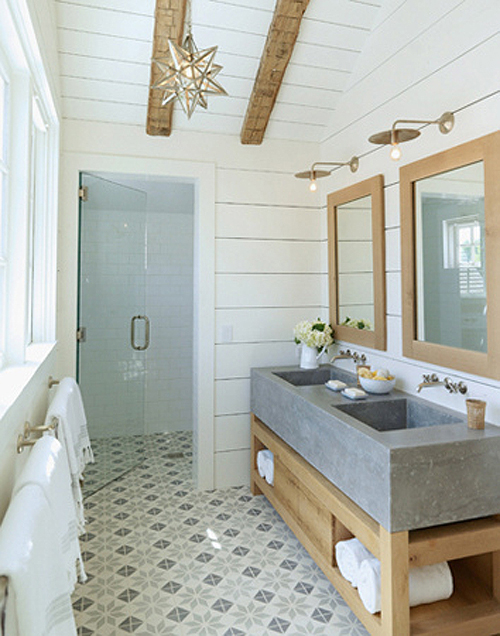 Beautiful bathrooms the style files Pretty bathroom ideas