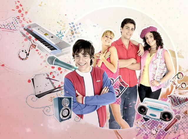 High School Musical argentina - propuesta de estética 02
