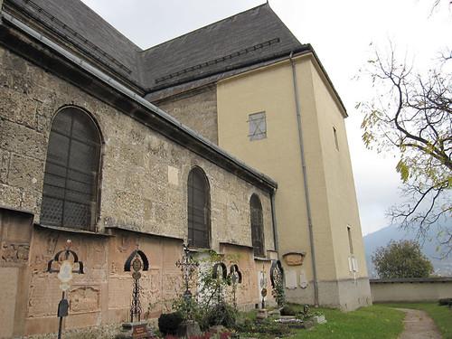 Benediktinen Frauenstift Iglesia de los Franciscanos