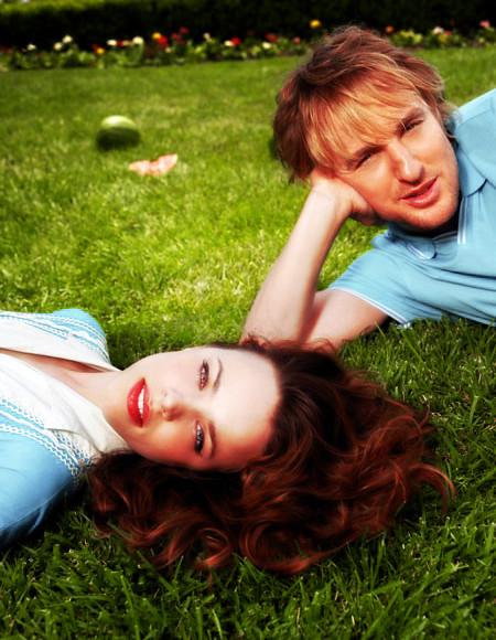 Rachel McAdams e Owen Wilson