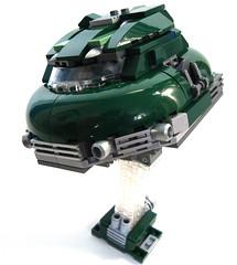LEGO Jetson 5000