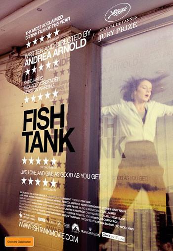 Fish tank movie poster flickr photo sharing for Fish tank film