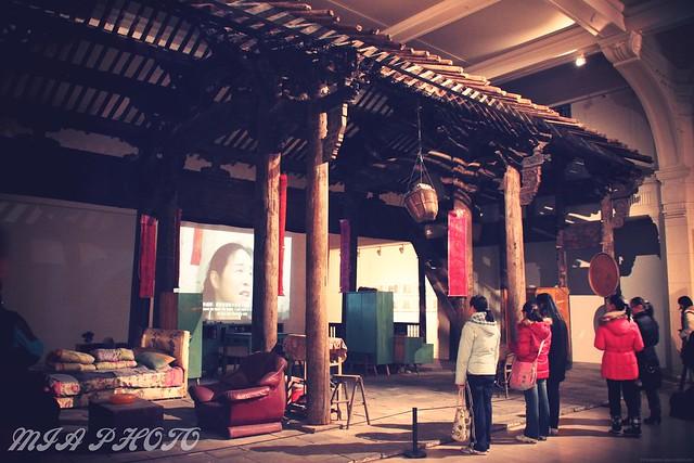 木结构老祠堂 | flickr