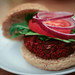 Mildreds' Beetroot and Fennel Burger