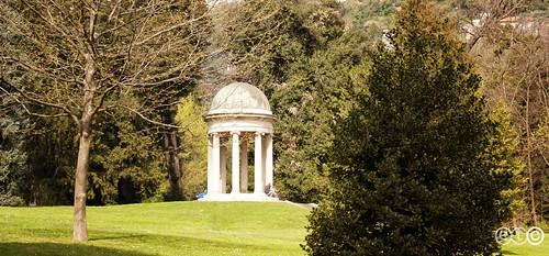 Parco di Villa Olmo, Lake Como