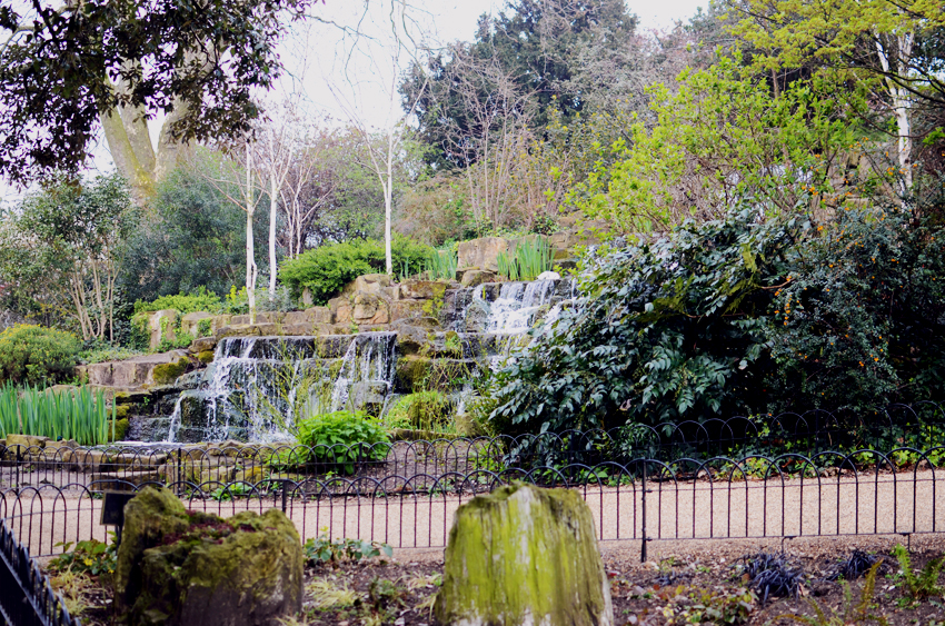 regent waterfalls