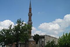 Hacı Bayram Mosque and Temple of Augustus and Rome (Monumentum Ancyranum) - Ankara