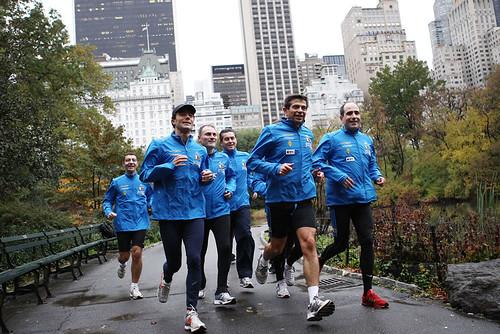 Maratona di New York 2010