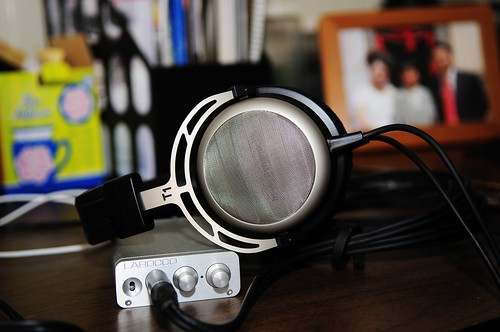 My new toys, beyerdynamic T1
