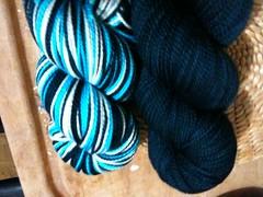 Yarntini 100% Merino Sock