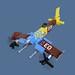 Akarusa Zero - Sky Fighter by Fredoichi