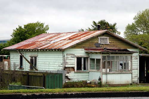 I've tagged this house as abandoned, but it is pos...